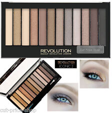 Makeup Revolution London  Iconic 2 Eyeshadow Palette Naked Dupe
