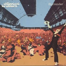 The Chemical Brother Surrender CD Out Of Control Asleep From Day Surrender