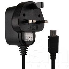 MICRO USB MAINS CHARGER ADAPTOR POWER FOR HUAWEI MEDIAPAD 7 YOUTH 2 TABLET