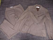 Damen Hosen Anzug JOSEPH JANARD Größe 34 Wolle Top Zustand!