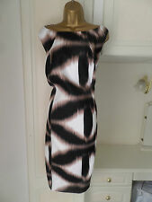 """GORGEOUS LINED DRESS BY SAVOIR IN VG CON SIZE 28 BUST 54"""""""