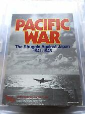 Pacific War Board Game by Victory Games NEW UNPUNCHED but Missing Maps