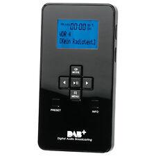 Dual DAB Pocket Radio 3 SD, Portables DAB-/DAB+-/UKW-Radio