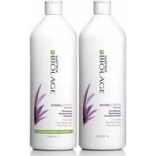 Matrix Biolage Hydrasource 1Litre Shampoo +Detangling Solution 1000ml +2 PUMPS