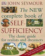 The New Complete Book of Self-Sufficiency by John Seymour (Hardback, 2009)