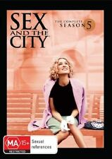 Sex and the City: The Complete Fifth Season: 2-Disc Set (DVD, MA15+)