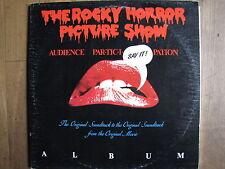 """DLP - THE ROCKY HORROR PICTURE SHOW AUDIENCE PAR-TIC- I-PATION ALBUM   """"TOP!"""""""