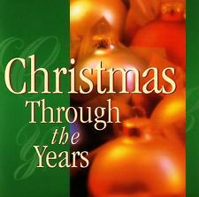 **  CHRISTMAS THROUGH THE YEARS / VARIOUS ARTISTS - 3 CD SET - new & sealed