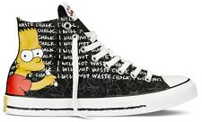 CONVERSE The Simpsons Bart Hi Shoes Size 6 US 4 UK Chuck Taylor All Star UNISEX