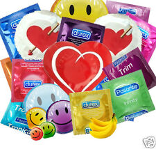 55 KONDOME DUREX & PASANTE Emotions Elite Pleasuremax Delay Select Extra LoveSet