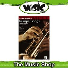 New The Big Book of Trumpet Songs Music Book - 130 Titles!