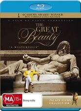 The Great Beauty (Blu-ray, 2014)  NEW AND SEALED, Italian with English Subtitles