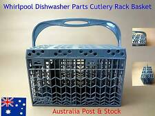 Whirlpool Dishwasher Spare Parts Cutlery Basket Rack Replacement Grey New (B77)
