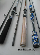 Daiwa Crossfire Daiwa Sweepfire Bass Loomis Fishing 3 rod Combo
