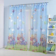 kinderzimmer gardinen f r jungen und m dchen ebay. Black Bedroom Furniture Sets. Home Design Ideas
