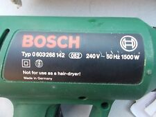 Bosch PHG 520  1500W HOT AIR HEAT GUN WALL PAPER PAINT STRIPPER DIY