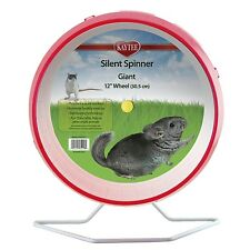 Kaytee Silent Spinner Rat Wheel - Giant size 12""