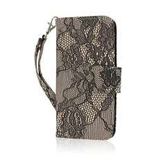 For iPhone 6 / iPhone 6S Phone Case Wallet Credit Card Flip Cover, Lace