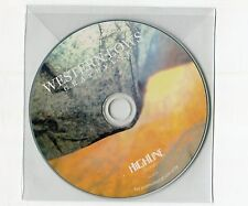 Western Lows - cd-PROMO - GRAPEVINE - UK-1-track-CD - Rock