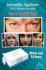 2 x BOXES (50 VIALS) of INSTANTLY AGELESS MIRACLE WRINKLE CREAM