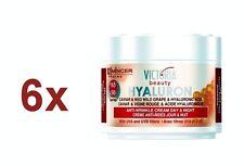 6x Anti Falten Creme Tag und Nacht Victoria Beauty 50ml ( alter 50-65 )