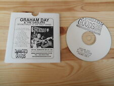 CD Punk Graham Day / Gaolers - Soundtrack To Daily (13 Song) Promo DAMAGED GOODS
