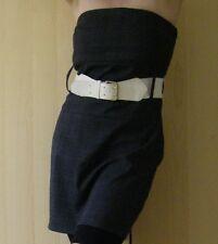 Damen Sommer Kleid Kariert Grau  Etuikleid Gr38-.40 M L **Neuwertig**Amisu