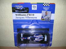 Altaya Williams FW19 / FW 19 Jacques Villeneuve Formel 1, 1997 #3  1:43