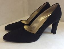 Leather Beautiful Court Shoes By RUSSELL&BROMLEY Size 3.5 UK 5.5 US Light Wear.