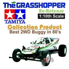TAMIYA Grasshopper 1:10th 2WD Buggy Without ESC Re release assembly Kit 58346