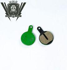 WMD Tektro Organic Disc Brake Pads to fit Tektro Lyra , iox