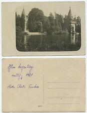 33780 - Schloss Laxenburg - Echtfoto - Ansichtskarte, datiert 15.6.1931