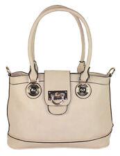 Dudlin  Damenhandtasche Tasche Henkeltasche Shopper in beige