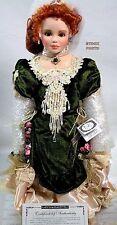 """Ultimate Vintage Mary Benner BRU JNE Bebe Jumeau Repro Megan 24"""" Porcelain Doll"""