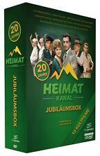 Heimatkanal - Jubiläumsbox / Jubiläumsedition - 20 Jahre, 10 DVD NEU + OVP!