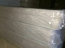 "4ft6 Double Luxury Super Real Orthopaedic 11.5"" Extra Firm Mattress! RRP £340!"