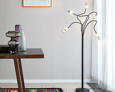 Serien Lighting Stehleuchte Poppy 5 Arm Design Stehlampe