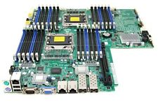 Supermicro SuperServer SYS-6017R-WTRFTP+ Motherboard Mainboard Dual Socket 2011