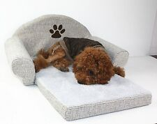 Pet Dog Cat Bed Soft Warm Cushion Furniture Cushion Basket Sofa Kennel Couch Bed