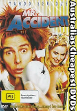 Mr Accident DVD NEW, FREE POSTAGE WITHIN AUSTRALIA REGION 4