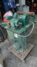 HOLROYD C5 TOOL GRINDER. WITH LAPPING AND POLISHING SPINDLES. FOUR SIDED GRINDER