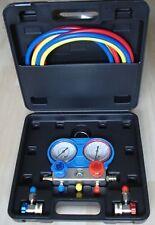 Diagnosegerät für Klimaanlagen Kühlsysteme prüfen befüllen R407 C, R404A, R134A