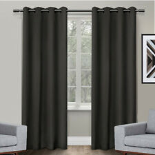 QUICKFIT BLOCKOUT 3 PASS THERMAL FOAM COATED EYELET CURTAIN BLACKOUT