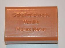 Schafmilchseife  Naturseifen  Florex 100g Vanille