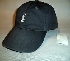 °° POLO RALPH LAUREN °° LOGO BASE CAP GRAU ONE SIZE - NEU