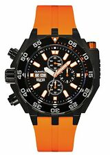 Quantum Uhr Watch Herren Men BARRACUDA Model: BAR844.650 1000m HELIUM GAS