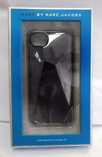 "MARC by Marc Jacobs ""Metallic 3D"" Grey iPhone 5/5S Cover Case Msrp $42.00"
