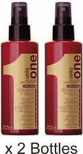 2x UNIQ1 BY Revlon The All In One Hair Treatment 150ml