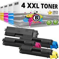 4 XL TONER für Kyocera M6026cdn M6026cidn M6526cdn M6526cidn P6026cdn TK590