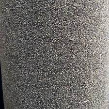 Carpet Remnant / Roll End Wool Rich Timeless Heathers Grey 4x2.05m RRP£26 SQM